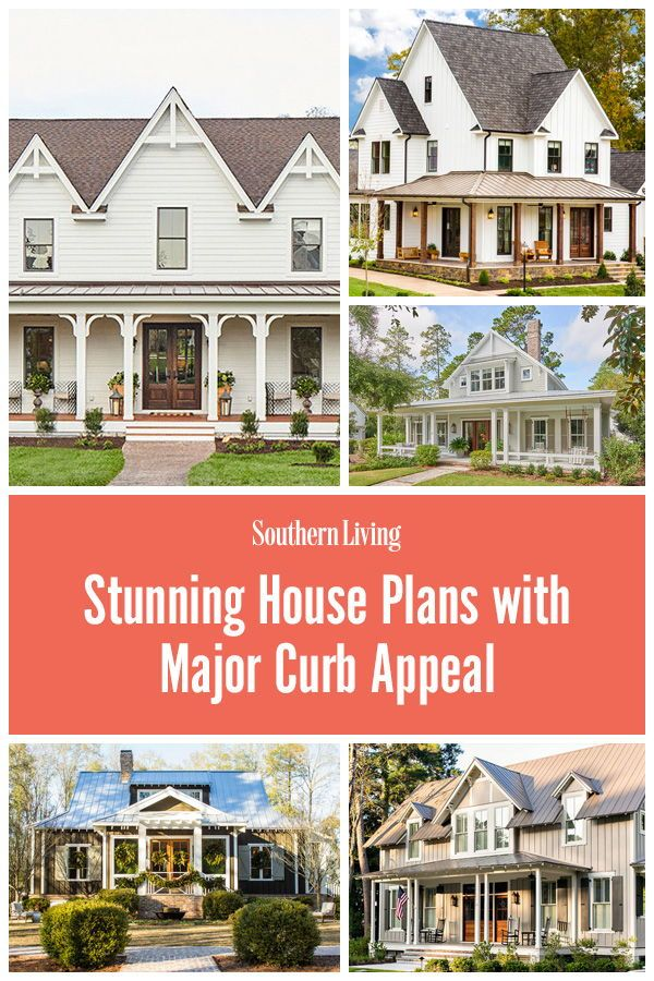 Our Favorite House Plans Of 2018 House Plans Southern Living House Plans Best House Plans