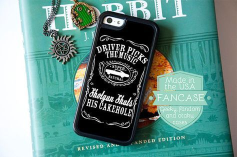 Image result for supernatural iphone case