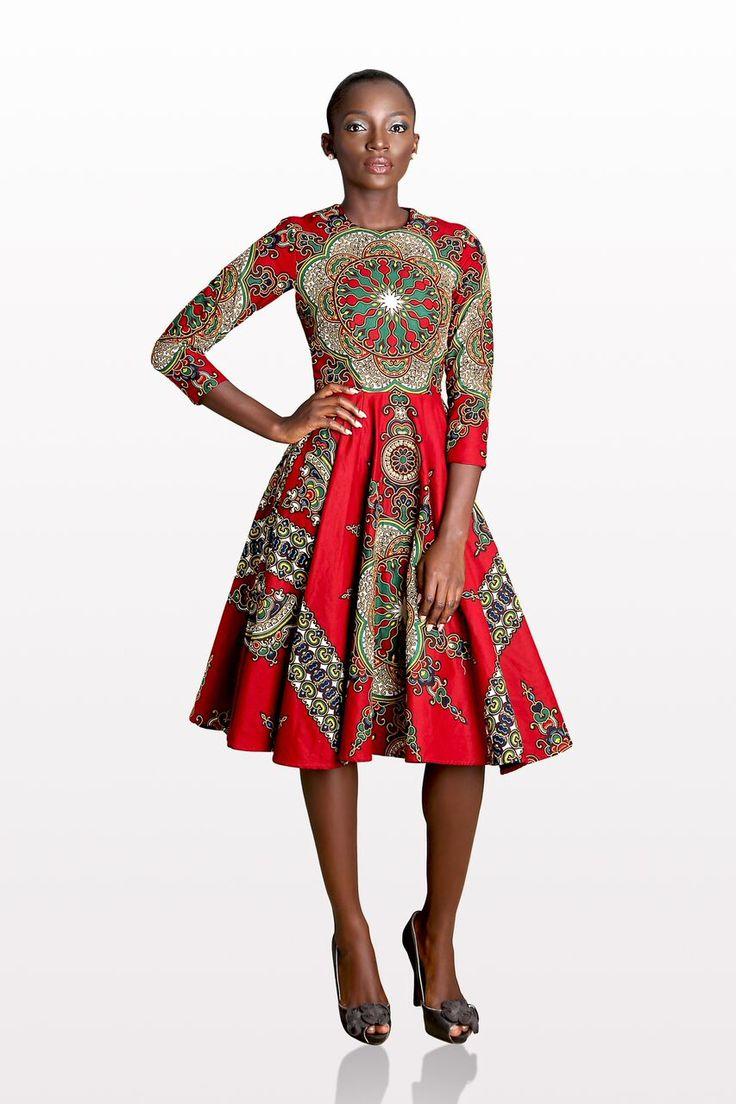 I wear it like this #Luxoca #africanfashion #luxury #designer http://luxoca.com/
