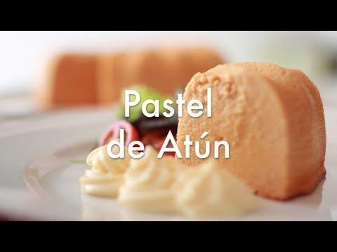 Receta de Pastel de Atún y Pimientos - YouTube
