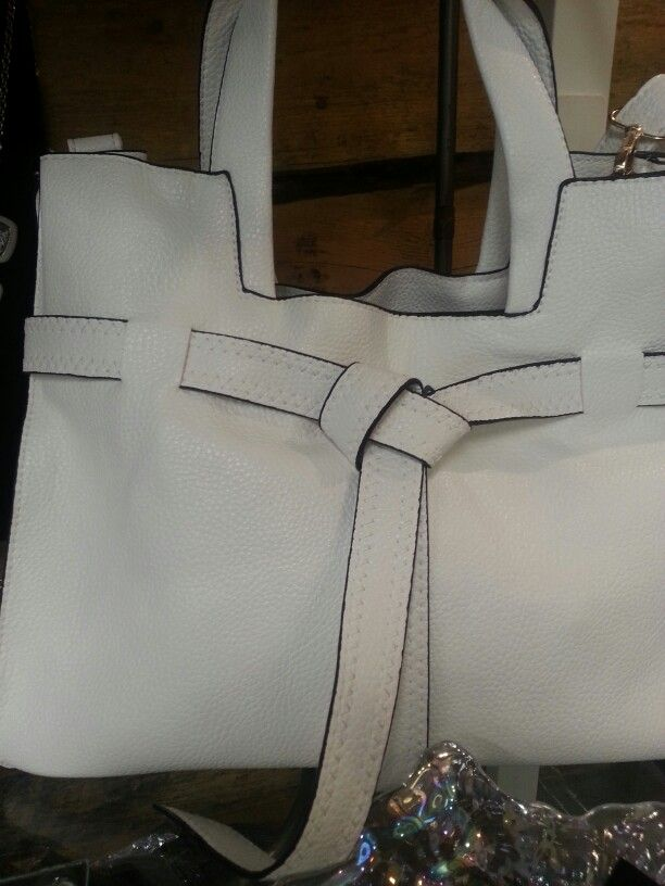 Check out this must have bag new for spring!  This and lots of other bags available at My Sassy Sister Inc.  Level 2 of Symons Valley Ranch market open Fri 10-6, Sat/Sun 10-5 year round!!