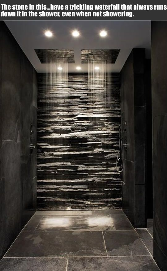4 Insanely Amazing Bathrooms