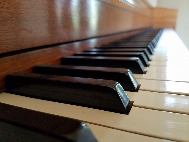 Piano, Música, Teclas, Instrumento