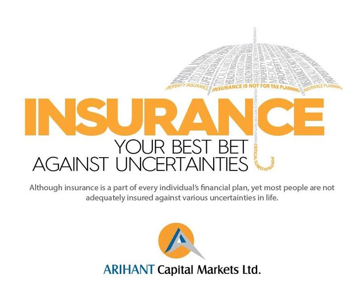 ‪#‎wealthwisdom‬: Protect yourself against uncertainties, get ‪#‎insured‬