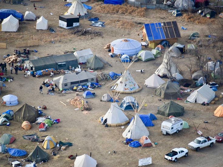 A Thanksgiving week that started off with a brutal crackdown ended with major upheaval as the Obama administration closed off public land to the largest #NoDAPL campsite in North Dakota.