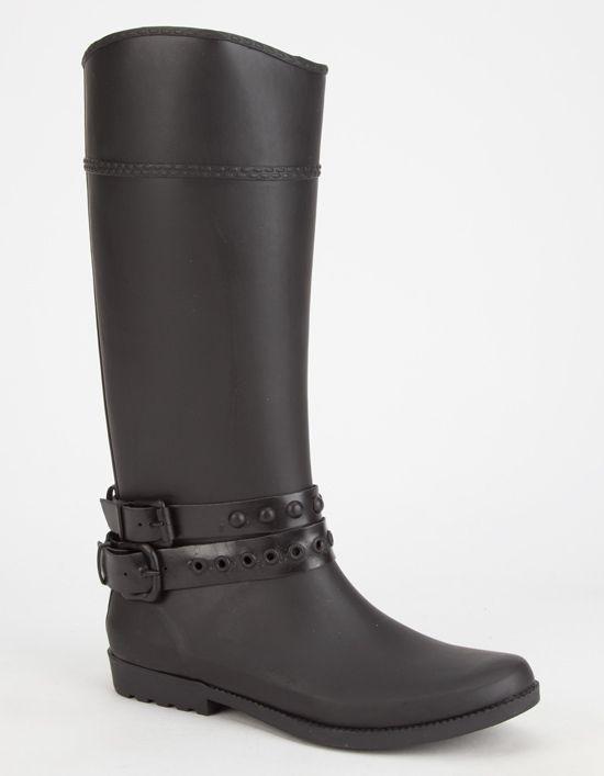 Women's Rain Dance Rain Boots