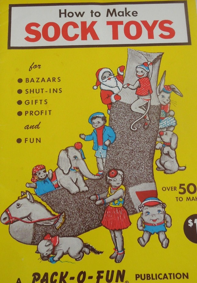 Sock Toys Book 111
