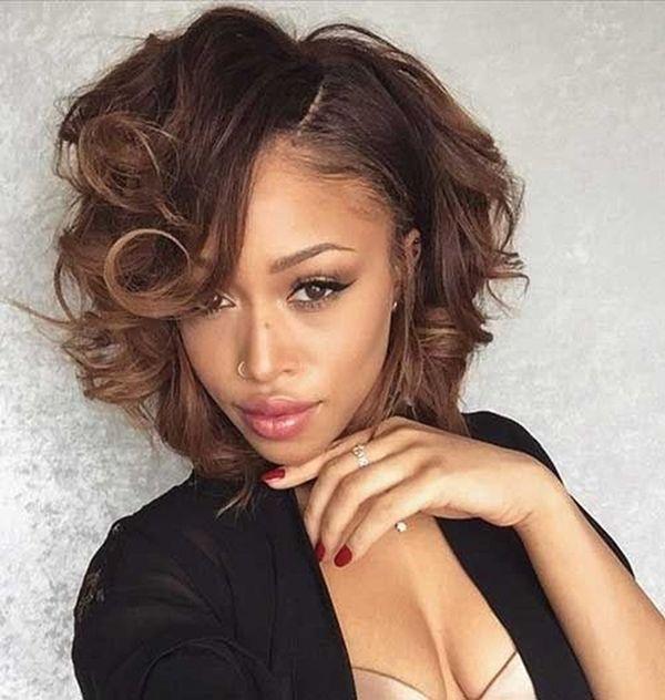 45 Gorgeous Bob Hairstyles for Black Women