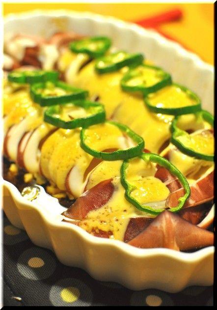 とっても簡単めちゃ美味しい~ びっくりドンキー人気のロングセラー 「イカの箱舟」を再現! お家で心ゆくまで食べられます♪