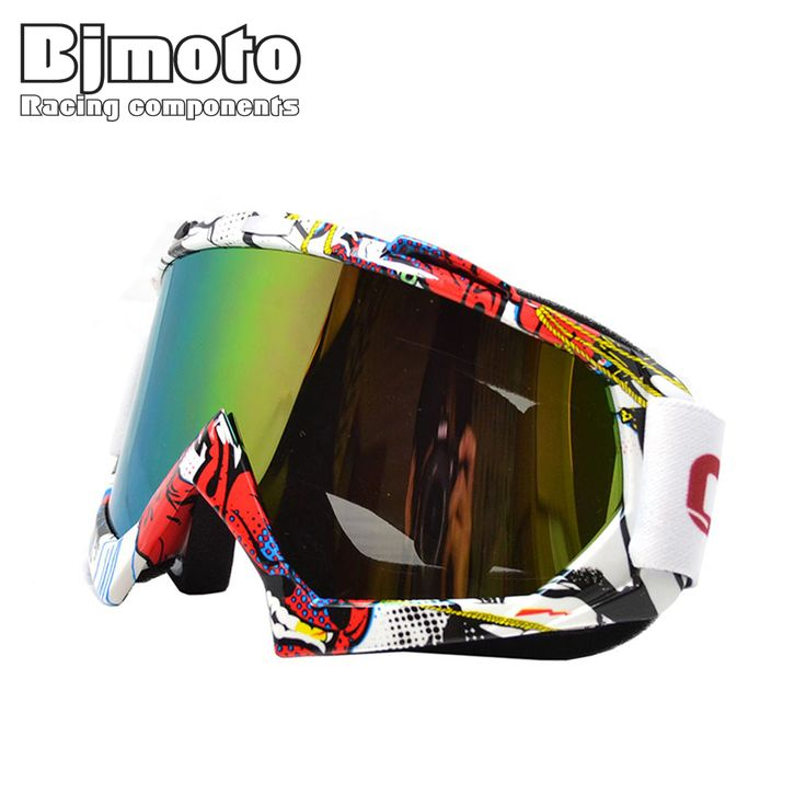 BJ-MG-001A  man/women motocross goggles glasses cycling eye ware MX off  Road helmets goggles Sport gafas for motorcycle -- More info could be found at the image url.