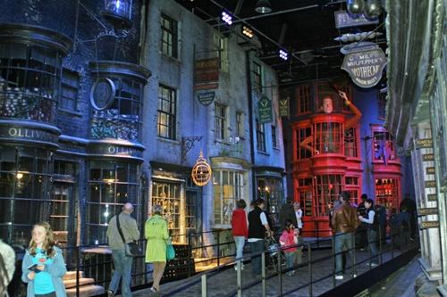 Warner Bros Studios, Harry Potter Tour