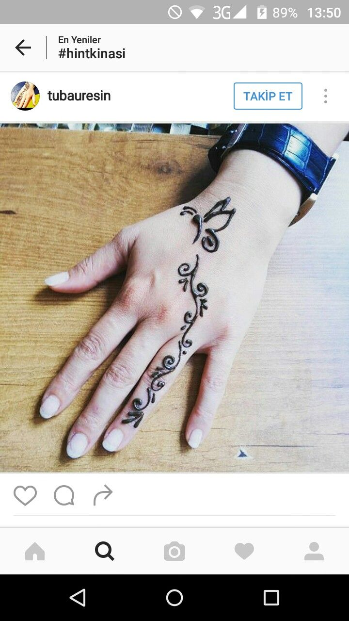 50 intricate henna tattoo designs art and design 50 - Easy For Kids Henna