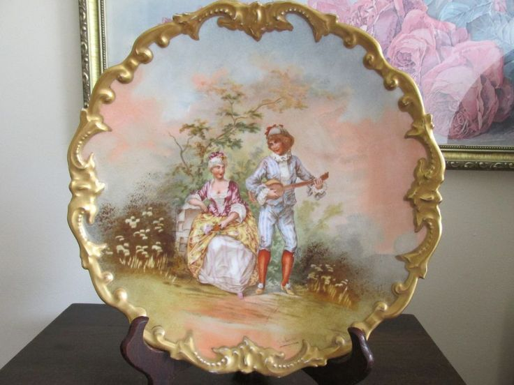 50 best antique plates images by the gayraj on pinterest antique plates decorative plates. Black Bedroom Furniture Sets. Home Design Ideas