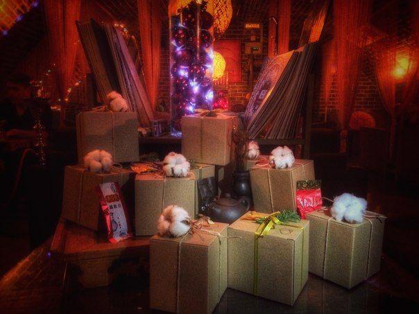 Покупайте вкусные Подарки на Новый Год в DЫМ cafe!