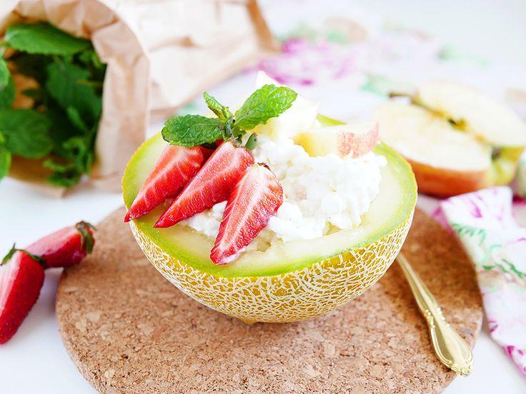 My Kitchen Stories - Fruktsallad med keso