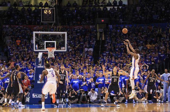 Memphis Grizzlies vs Oklahoma City Thunder Chesapeake Energy Arena NBA Live