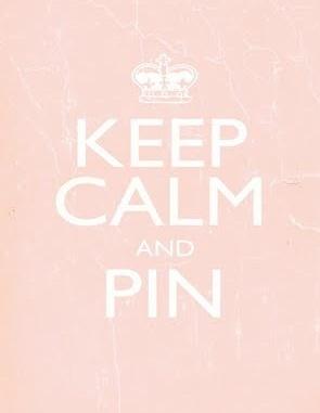 Keep calm - and PIN! ;)Pinterest Fans, Pinterest Nightmare, Pinterest Ast