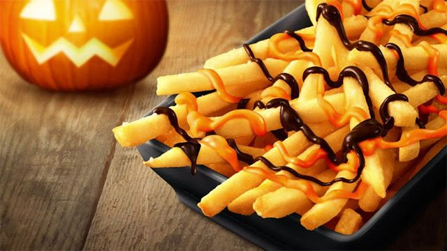 French Fry Diary: Happy Halloween!