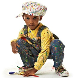 Painter Costume Toddler Ideas And Fun Pinterest