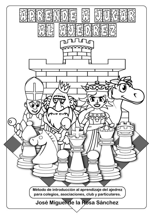 Aprende a jugar al Ajedrez (Cap. I): Introducción