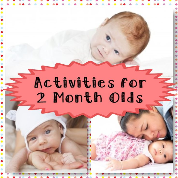 Activities To Help Your 2 Month Old Baby's Development Now