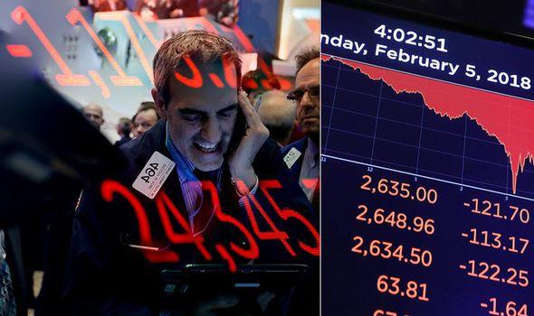 Dow Jones crash: What are the biggest Dow Jones drops? Stock market crash today