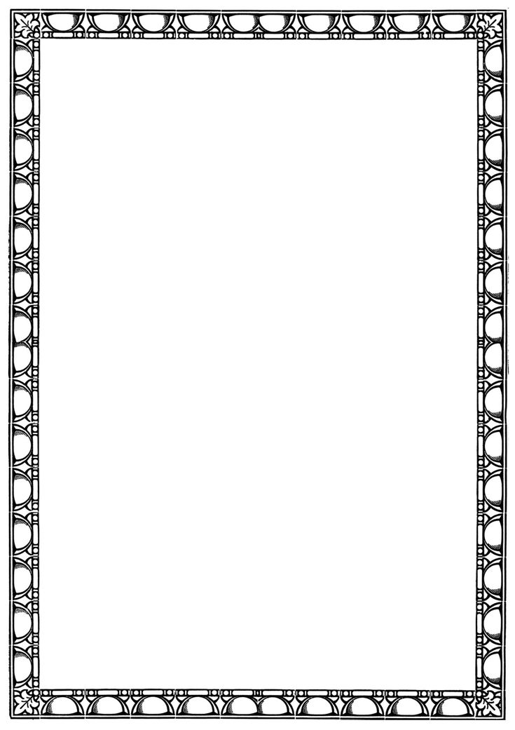 It is a photo of Terrible Free Printable Page Borders