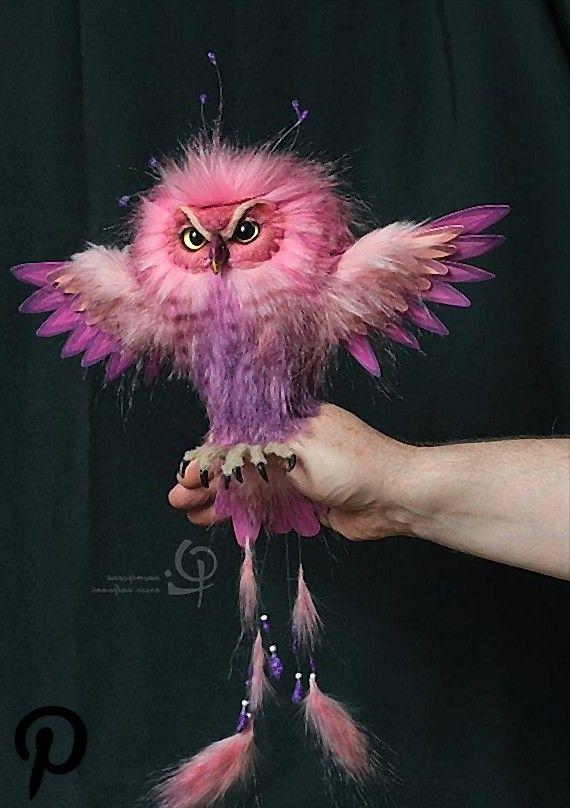 Fwooper Harry Potter Kunstpuppe Tiere Realisti Tiere Kunst Puppe Fan Fantasy