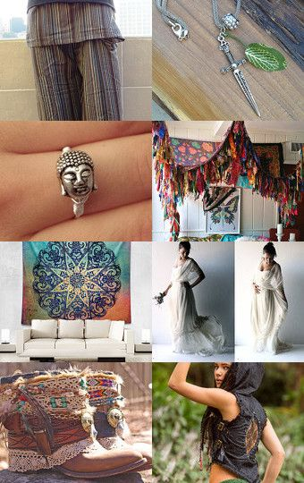 What to Get Him / Her for Valentine's Day ? 16 (boho) by ates tas on Etsy--Pinned with TreasuryPin.com