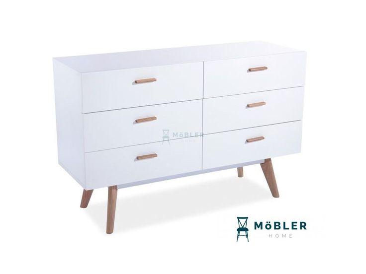 Komoda Milan - Möbler