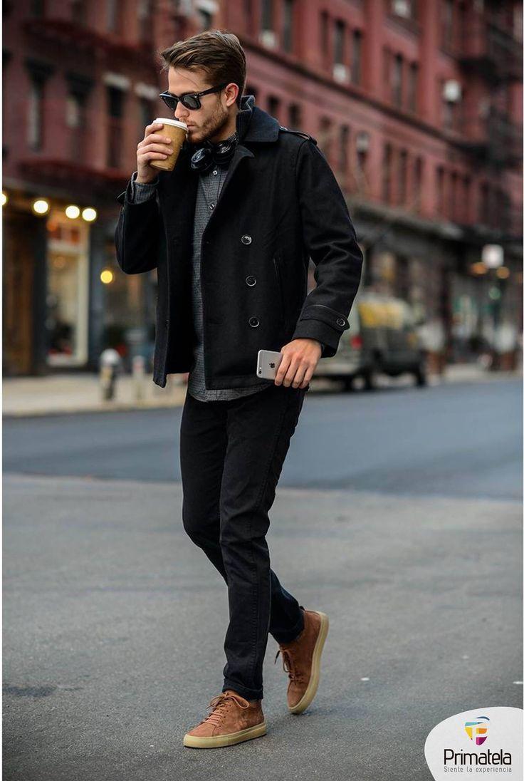 Volumen y texturas variadas hacen del tejido de punto una completa inspiración para ellos. Estas y más opciones de moda masculina con Primatela.