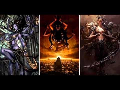 Призыв богини Кали