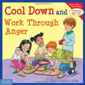 A book that actually tells children HOW to calm down and work things through.