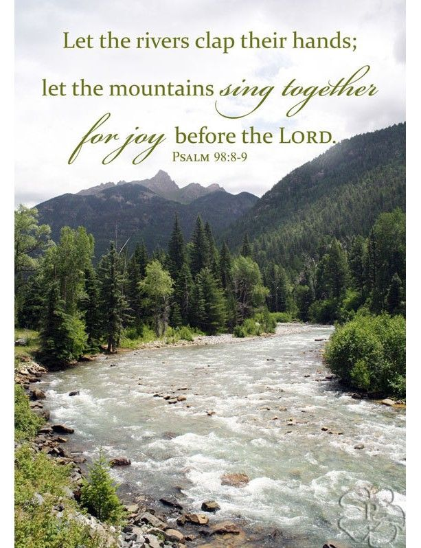 scripture about mountains - Google Search