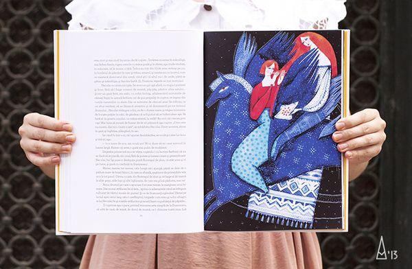 Dulciuri de Poveste | Fairytale Sweets by madalina andronic, via Behance