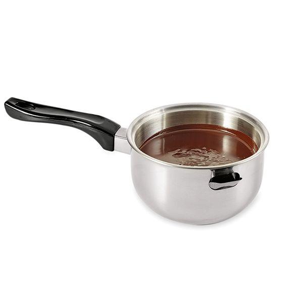 Casseroles : Casserole bain-marie inox induction