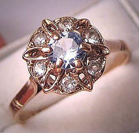 victorian wedding ring - so lovely