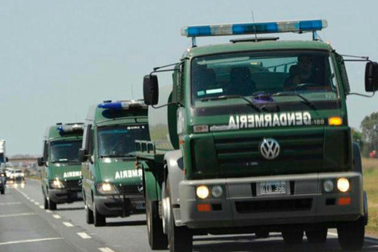Volkswagen & Mercedes Benz Sprinter X2 . Gendarmeria Nacional Argentina