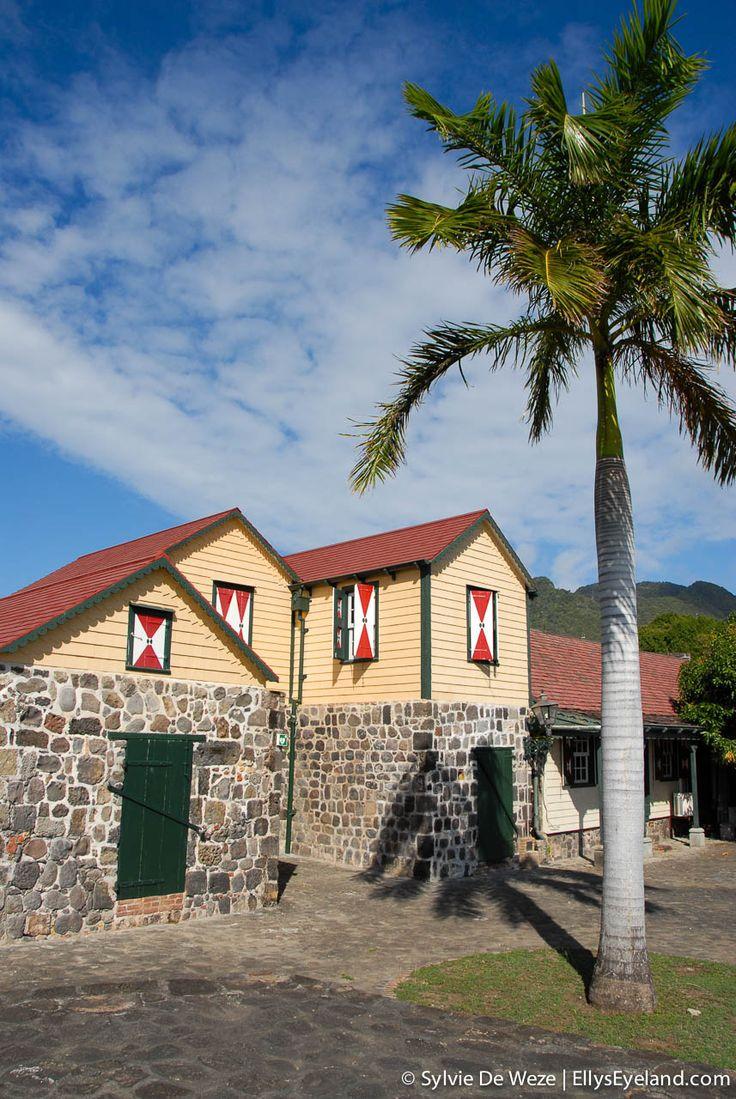 Dutch Antilles - St Eustatius   ISLAND CAPITALS-10