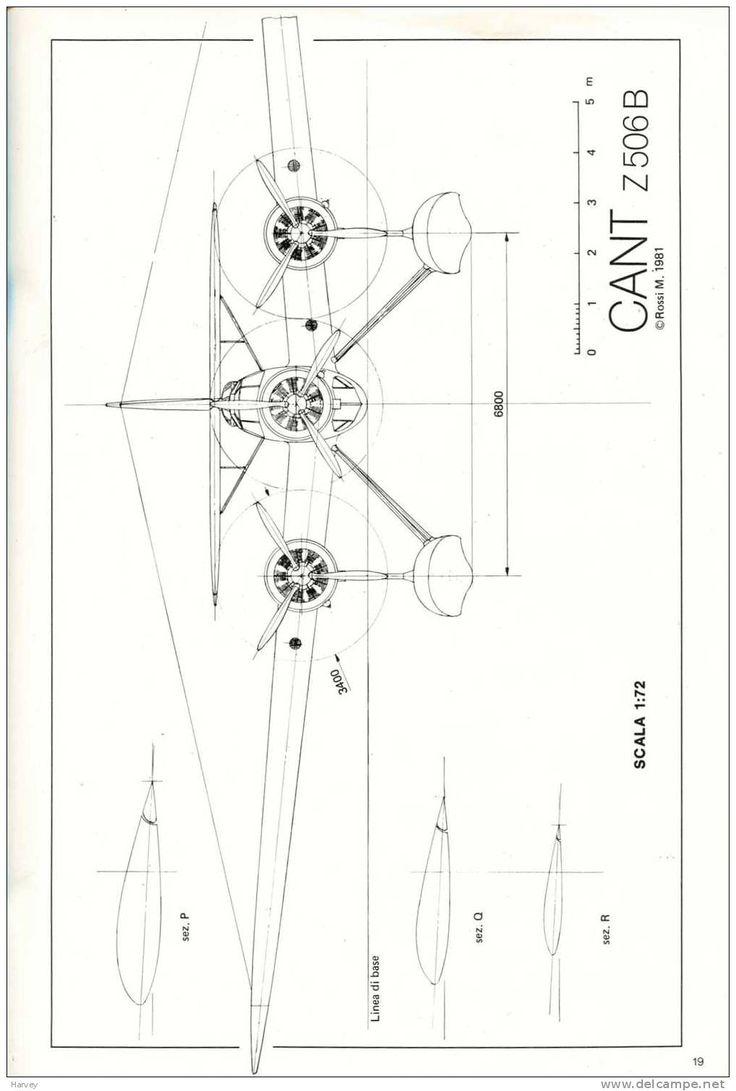 AeroFan Fotoalbum-3 CANT Z.506 - Literature & DVD