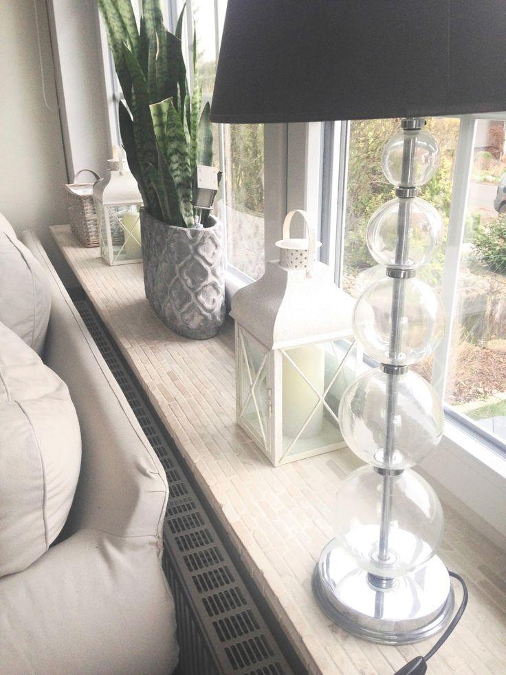 Die besten 25+ Fensterbank dekorieren Ideen auf Pinterest After - wohnzimmer deko rosa