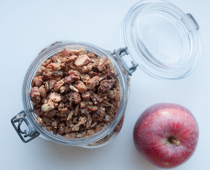 9 ud af 10 morgener spiser jeg hjemmelavet græsk yoghurt med masser af frugt, bær og granola. På den lækre madblog foodfanatic.dk  har j...