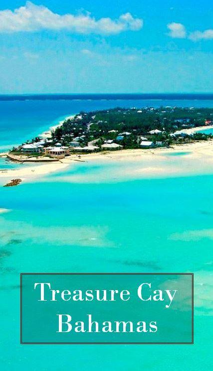 Treasure Cay, Abacos, Bahamas. No place else like it on earth.