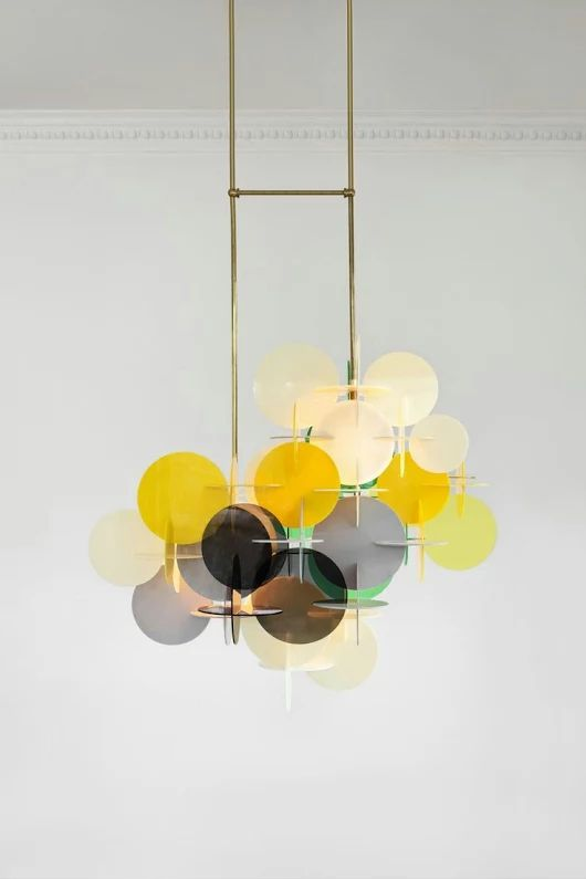 The Sculptural Lamps