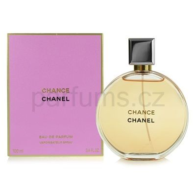 Chanel Chance parfemovaná voda 3137,- / 100ml