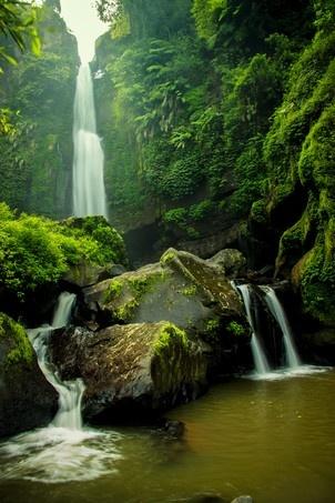 waterfall Talun