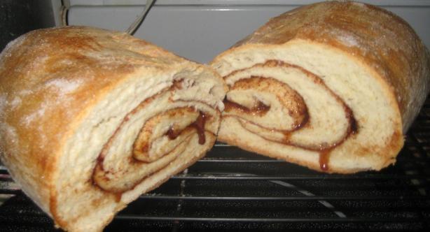 bread machine cin. bread