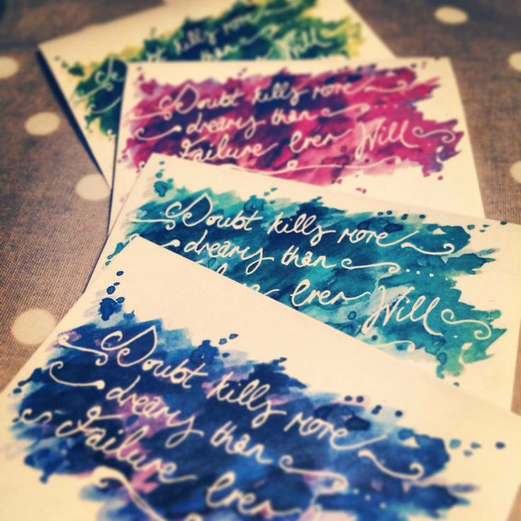Inspirational quotes available at www.homemadehouse.co.uk as cards or framed prints