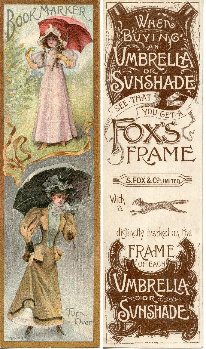 Fox Umbrella's