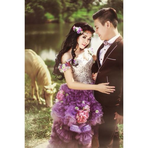 Foto gaun & busana pernikahan oleh Felicia Sidarta Couture
